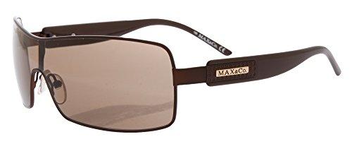 Max   Co MCO13S-OSPIZ Lunettes de soleil pour homme Marron cc05f2ba8aa2
