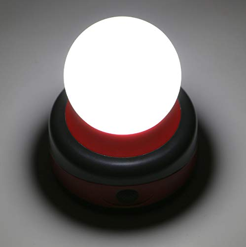 Emergency Lantern (Night Light LED With Hook Handy Lamp Camping Tent Light 3xAA Battery Powered Magnetic Night Lamp Emergency Lantern)