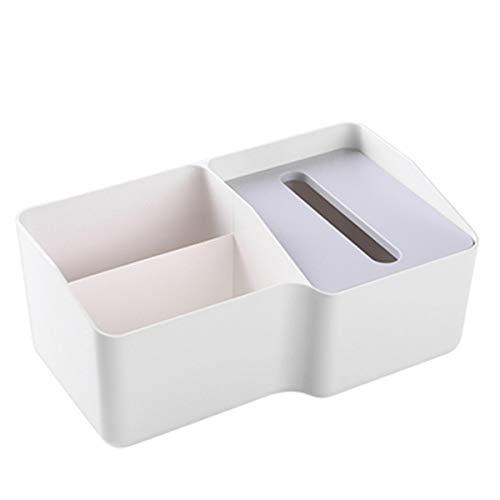 Kommode, Badezimmer-eitelkeit (ZLMMY Entwerfen Sie modernen quadratischen Plastikpapier-Kosmetiktuch-Kasten-Abdeckungs-Halter for Badezimmer-Eitelkeits-Arbeitsplatten, Schlafzimmer-Kommoden)
