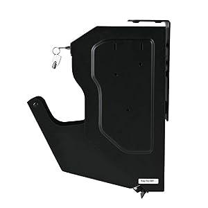 Biométrique, Gun coffre-fort de pistolet
