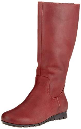 Think! Damen Menscha_383067 Hohe Stiefel, Rot (72 Rosso/Kombi), 40 EU