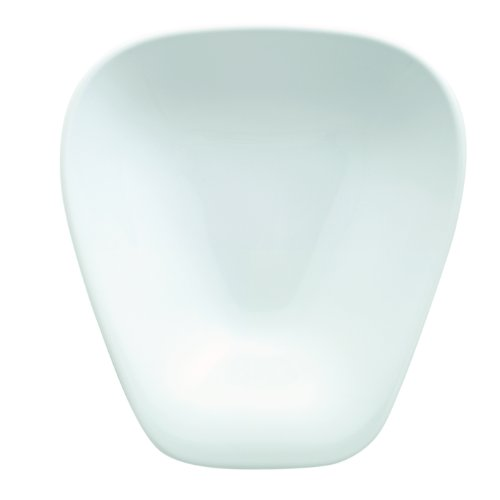 Kahla - Porcelaine pour les Sens 153474A90015C Elixyr Assiette à Soupe Blanc 24 cm