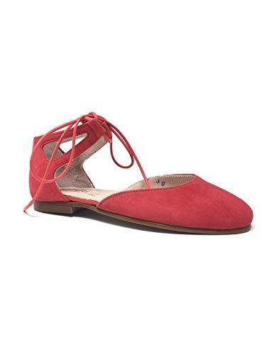 beberlis , Mädchen Sandalen, Rot - rot - Größe: 33 EU