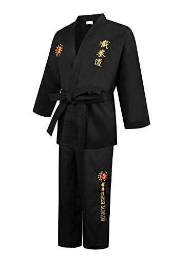 o Bruce Lee Sportswear Volle Stickerei Trainingsuniformen Kampfkunst Kung Fu Kleidung Bruce Lee Sportswear Volle Stickerei Trainingsuniformen Kampfkunst Kostüme Kung Fu Kleidung ()