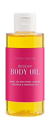 Alma Secret Aceite de Masaje con Rosa Mosqueta, Argán & Espino Amarillo - 150 ml