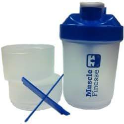Muscle Finesse Smartshake Shaker V2 600ml