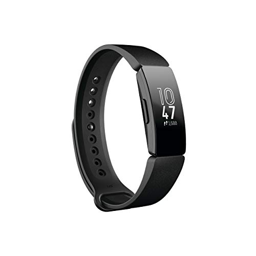 31WfQGHz1VL. SS500  - Fitbit Inspire & Inspire HR Health & Fitness Tracker with Auto-Exercise Recognition, 5 Day Battery, Sleep & Swim Tracking