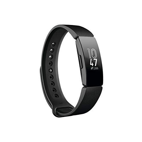 Fitbit Inspire Monitores de Actividad, Adultos Unisex, Negro, Talla única