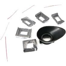 Fotga 6-in-1 Conchiglia Oculare Per Nikon D40 D50 D60 D70 D80 D90 D300 D700, etc