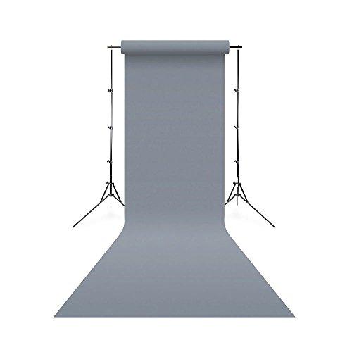 Linkstar 1,35x 11m Hintergrund Rolle-74Grau Smoke (Fotografie-hintergrund-papier Rollen)