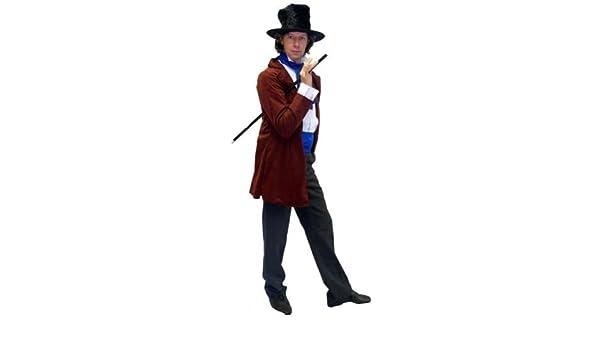 Mad Hatter-Victorian-Bill Sykes-Fagan HAT CRAVAT /& WAISTBAND SET