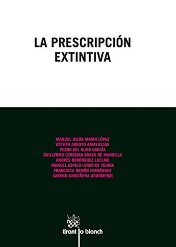 La Prescripción Extintiva (Homenajes y Congresos)