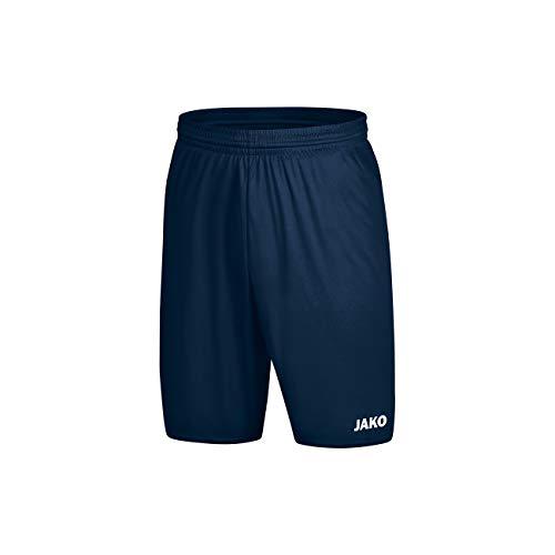 JAKO Herren Manchester 2.0 Sporthose, Marine, L -