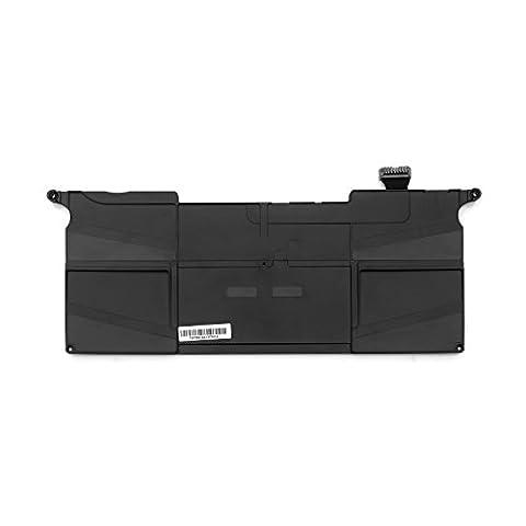 townpeak Laptop akku für Apple A1375A1370(Late 2010Version) MacBook Air 27,9cm 020–6920–01020–6920-a 020–6920-b MC505LL/A mc506lla mc507lla [Li-Polymer 7,3V 35WH] 18Monate Garantie