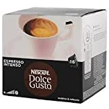 Nescafé Dolce Gusto Espresso Intenso, 5er Pack, 5 x 16 Kapseln