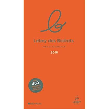 Le Lebey des bistrots 2018