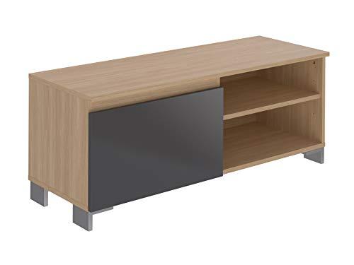 Movian Baїse Contemporary - Mueble para TV de 1 puerta...