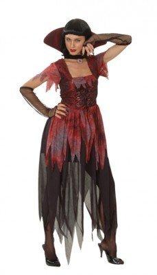 (Kostüm top collection Gothic Vampir Fürstin (M))