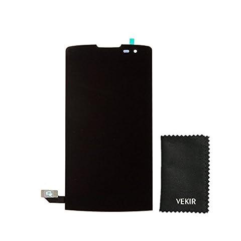 LCD tactile Digitizer verre écran de remplacement Compatible avec LG Leon H340 H340n H340f H340ar LTE C50 H345 MS345 VEKIR Retail Packaging