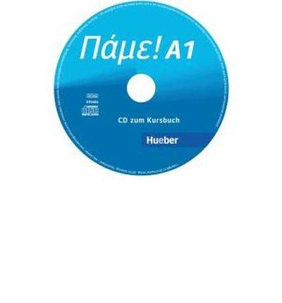 Preisvergleich Produktbild Pame! A1. Audio-CD zum Kursbuch: Der Griechischkurs (CD-Audio)(Greek Modern) - Common
