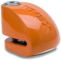 Xena xx6-hd–Cadenas (6mm) de couleur orange