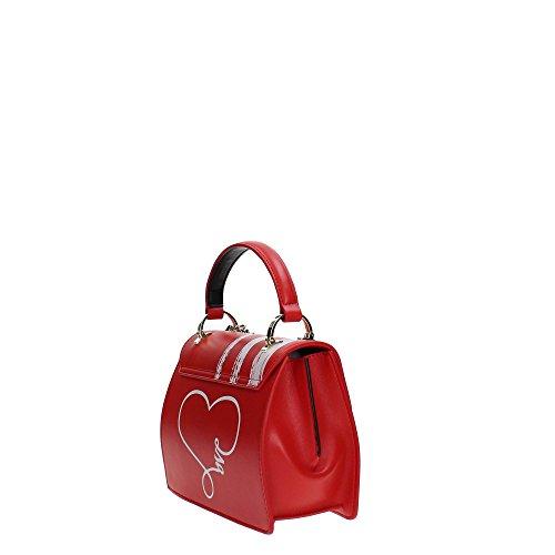 Tosca Blu TS1883B41 Henkeltaschen Damen Red