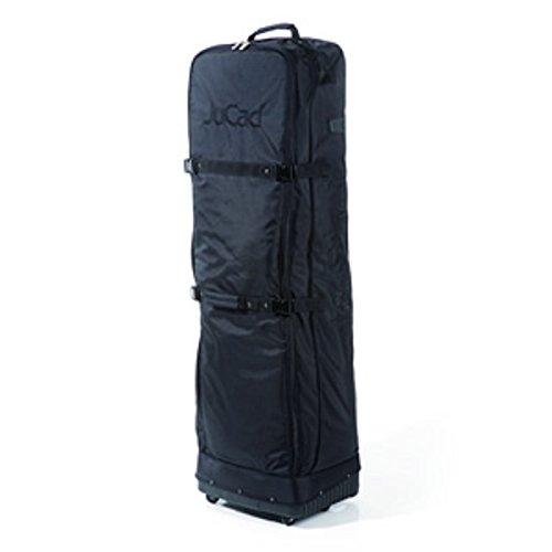 JuCad Golf XL Travelcover Reißverschlusstaschen für Caddyräder und Rahmenteile, 6 leichtlaufenden Rollen