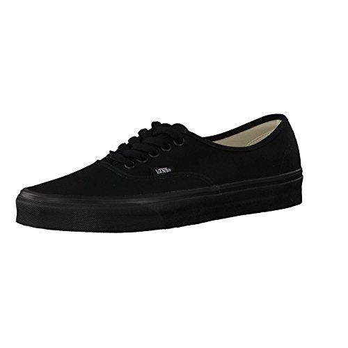 Vans Authentic black/black, Größen:48