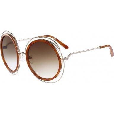 chloe-lunettes-de-soleil-colorees-carlina-ronde-en-or-blonde-havane-ce120-s-736-58-58-brown-gradient