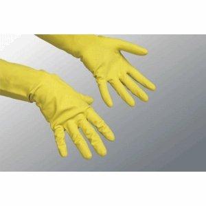 vileda 102588/101969 Handschuhe Contact gelb