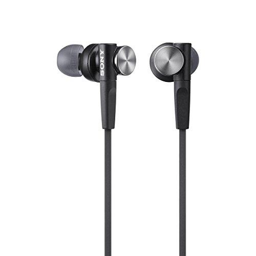 Sony MDR-XB50 In-Ear Extra Bass Earphones (Black)