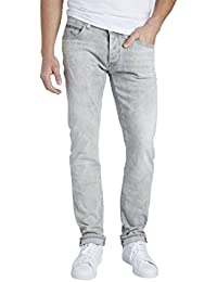 Jeans ROPE REG Gris clair TEDDY SMITH