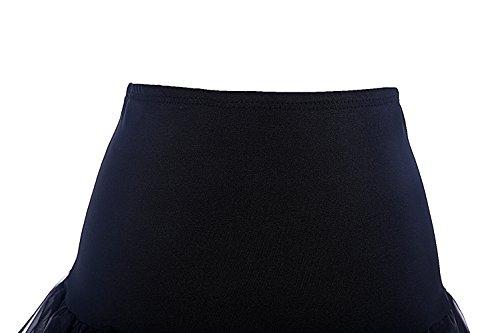 Dresstells 50er Petticoat Reifrock / Unterrock für Rockabilly Kleid - 3