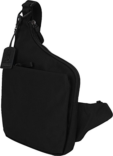 LEONHARD HEYDEN Soho Bodybag M Black 8 schwarz