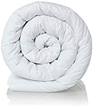 Comfy Duvet super soft all season 180 thread count cotton King (White)