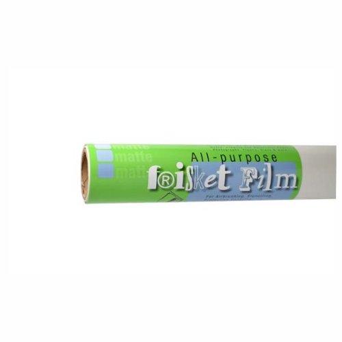 Frisket, 381 x 254 mm a bassa adesività, confezione da 8 pezzi