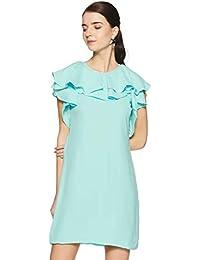 NUSH by Anushka Sharma Synthetic A-Line Dress