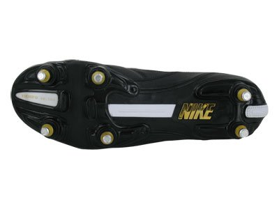Nike Tiempo Legend 3 FG 366201018, Football Homme Noir et blanc