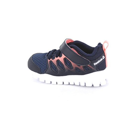 Reebok REALFLEX INF. BS8741 enfant (garçon ou fille) Chaussures de sport Bleu