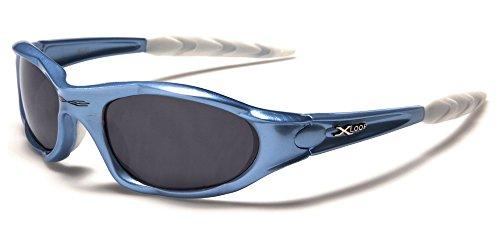 X-Loop Sport Sonnenbrillen - Sport - Radfahren - Skifahren - 100% UV400 Schutz (Protection UVA & UVB)