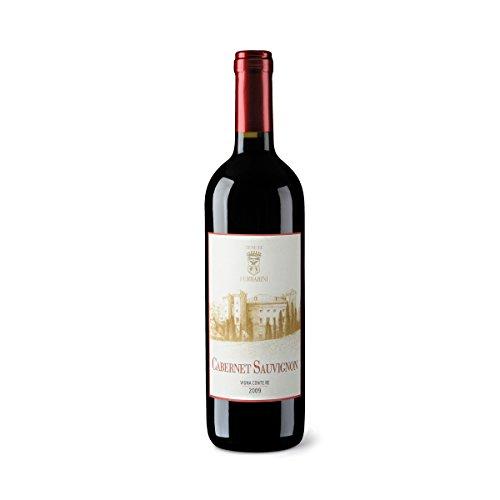 Cabernet Sauvignon, Tenute Ferrarini, vino rosso, 3 bottiglie 0,75 lt