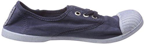 Pepe Jeans Park Basic, Baskets Basses fille Bleu - Blau (588OCEAN)