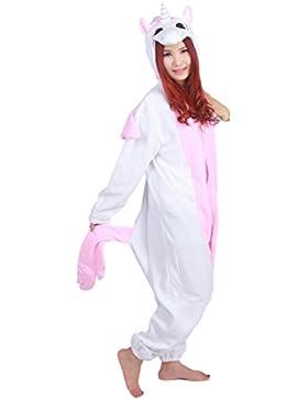 Kigurumi cosplay kawaii unicornio rosado (pequeño)
