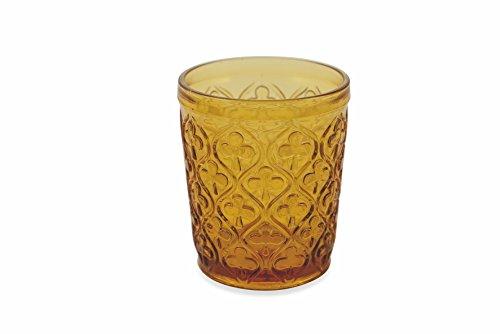 comprare on line Villa D'Este Home Tivoli 2216396 Set Marrakech Bicchieri Acqua, Vetro, 6 Pezzi prezzo