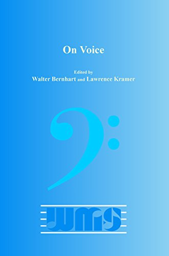 On Voice (Word and Music Studies)