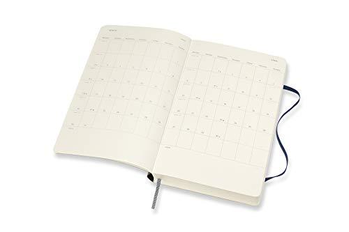Zoom IMG-3 moleskine agenda 18 mesi giornaliera