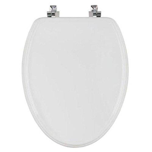 – Tite lang gestreckt geschlossen Front WC-Sitz in white-bemis-7m1526ch 000