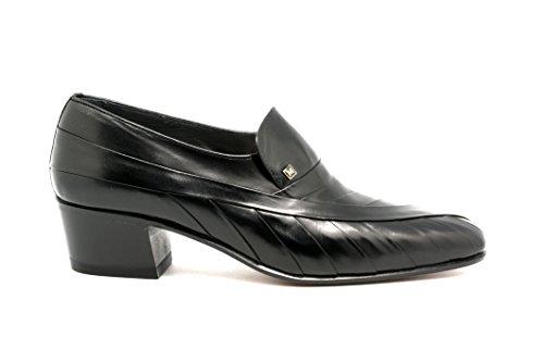Mister Shoes , Chaussures de ville à lacets pour homme - noir - noir, 9 UK EU Noir