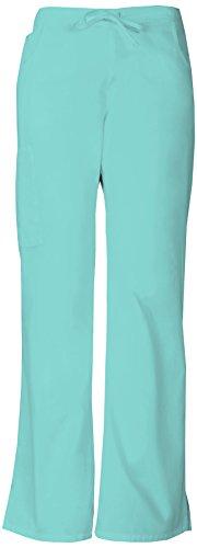 Dickies Damen   Medizinische Scrubs Hosen  -  blau -  X-Klein (Dickies Scrubs-x-klein)