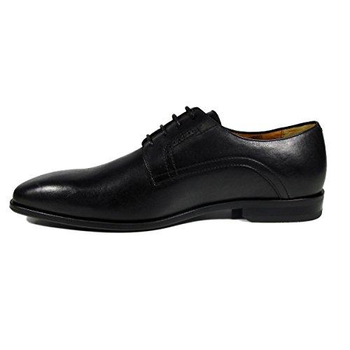 PELLET - Chaussures en cuir à lacets Homme PELLET - SCAR - Chaussures / Chaussures à lacets - 39 au 45 Noir